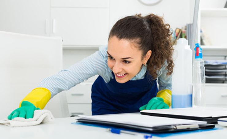 7 increíbles beneficios de la limpieza y mantenimiento en oficinas