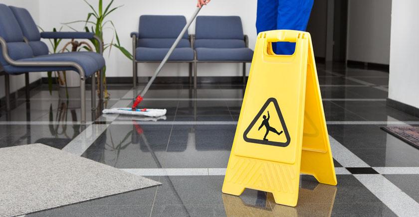 Limpieza profesional para empresas e instituciones en el Perú